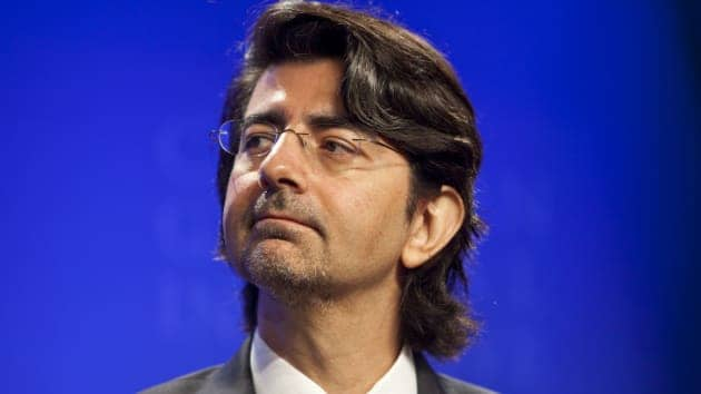 EBay Founder Pierre Omidyar's Philanthropic Investment Group Calls for a New Version of Capitalism